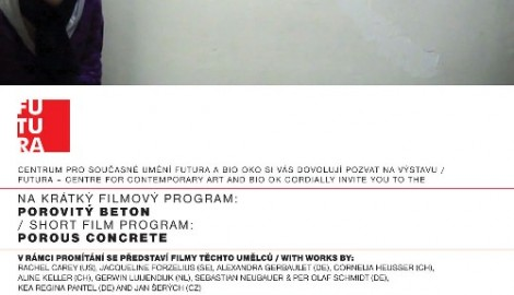 Invitation_Porovity beton