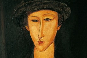 Pochybny-Modigliani