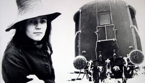 Dalibor Stach, Návrat, 70. léta, černobílá fotografie, 29,4 x 39,1 cm, soukromá sbírka