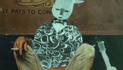 Holub Portrét P. Kleea