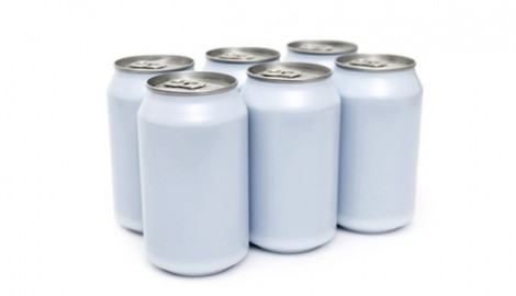 white can