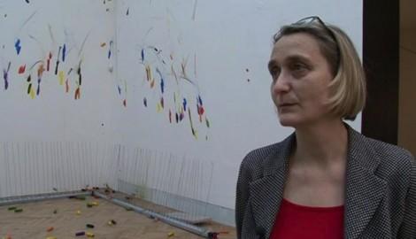 Terezie Petišková, ředitelka Domu umění města Brna