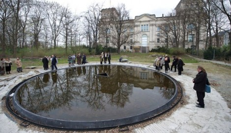 Pomník Romů a Sintů v Berlíně