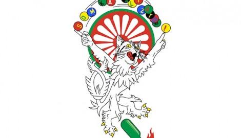 cesko-romska vlajka