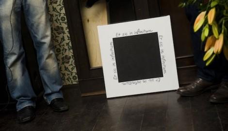 Černý čtverec od Jana Merty (pro Josefa Bolfa)