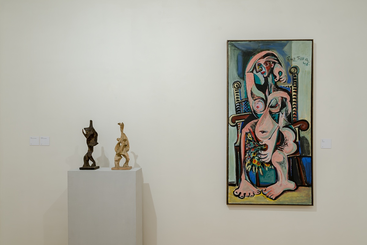 Lidské tělo jako umění