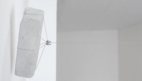 1 - Jaroslav Kyša - Brick, 2013, brick, magnets