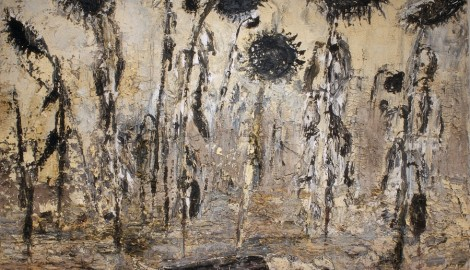 Anselm Kiefer: Die Orden der Nacht / 1996 / Seattle Art Museum / foto: Seattle Art Museum / copyright Anselm Kiefe
