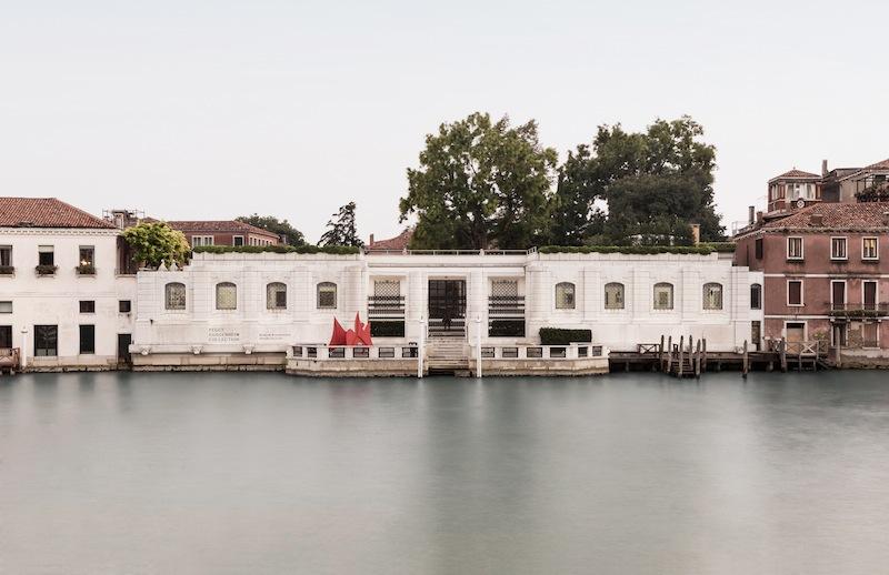 Exteriér Peggy Guggenheim Collection