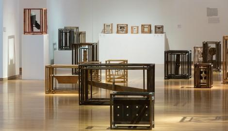 Zbyněk Sekal - A věci se zvolna berou před se, instalace, MUO Olomouc, Muzeum moderního umění / Trojlodí