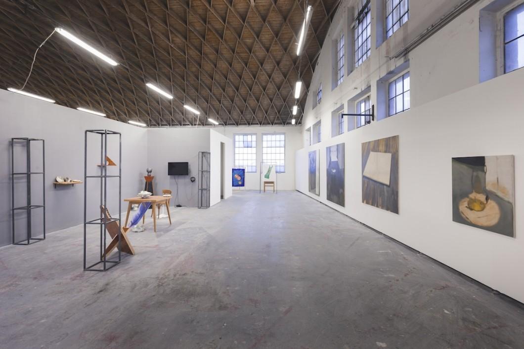 Pavla Dundálková: NĚCO SE STALO / 2015 / intermediální instalace