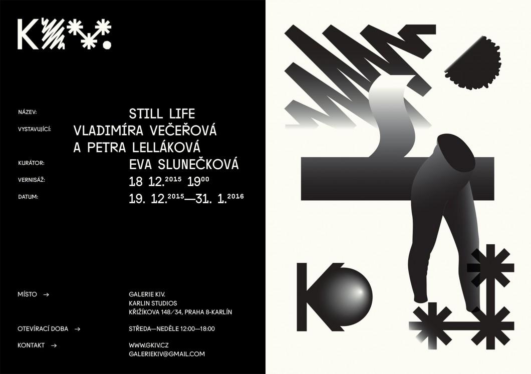 #13 Galerie KIV – web invite