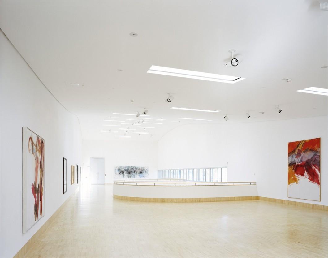 Essl Museum / Velký sál / 2014 / © Stefan Oláh