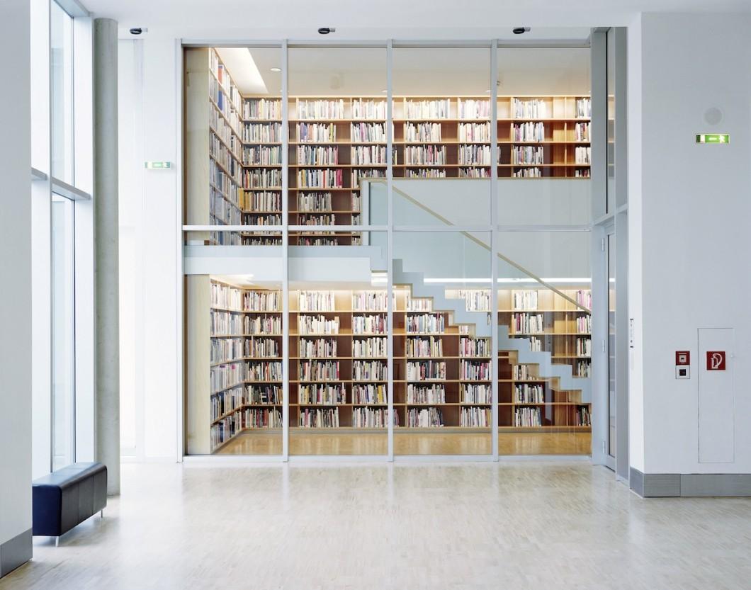 Essl Museum / knihovna / 2014 /  © Stefan Oláh