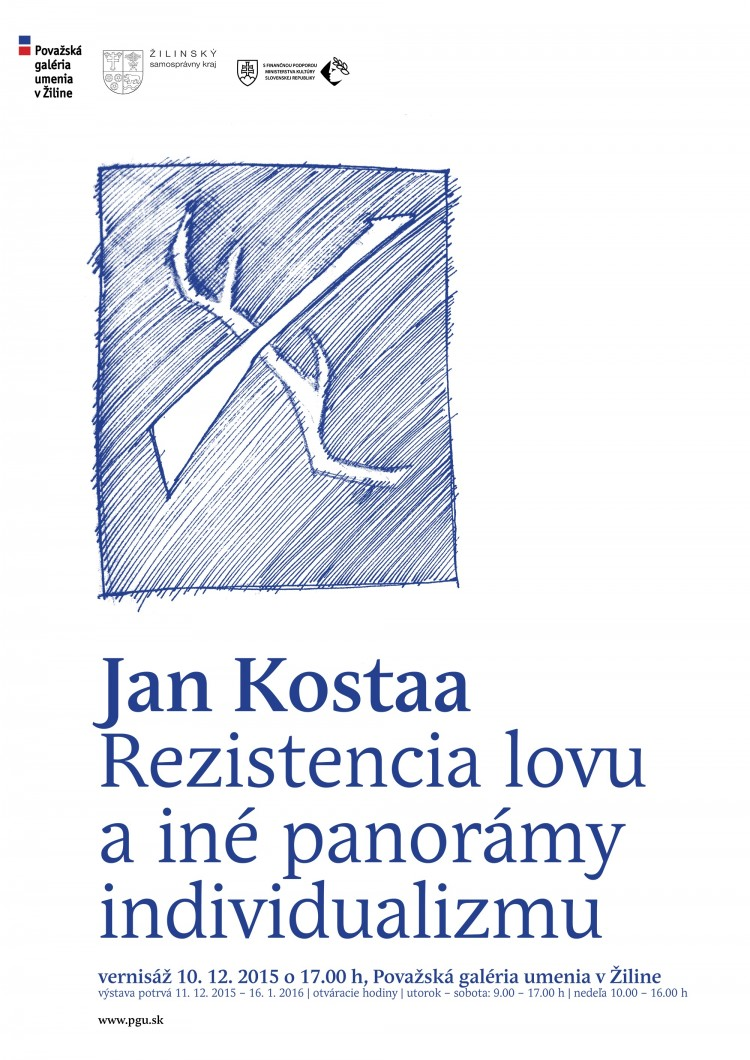 Jan Kostaa_Rezistencia lovu