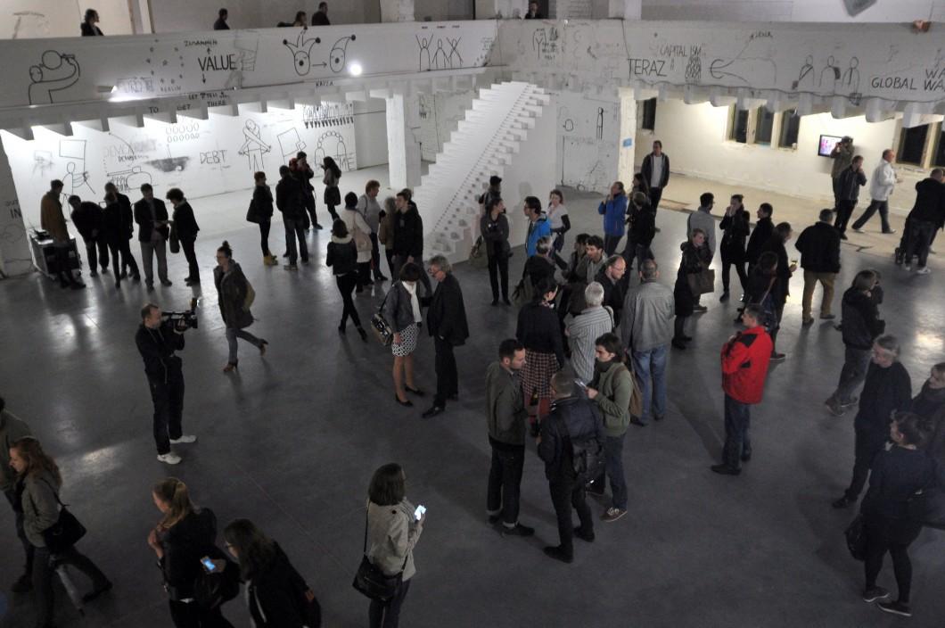 Vernisaz finalovej vystavy 2014 - Nova Synagoga_Kunsthalle, Zilina, FOTO_ Dalibor Adamus