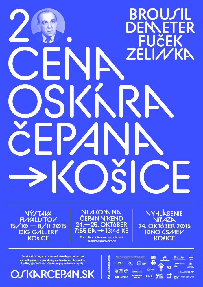 poster2015 - graficky design Boris Melus