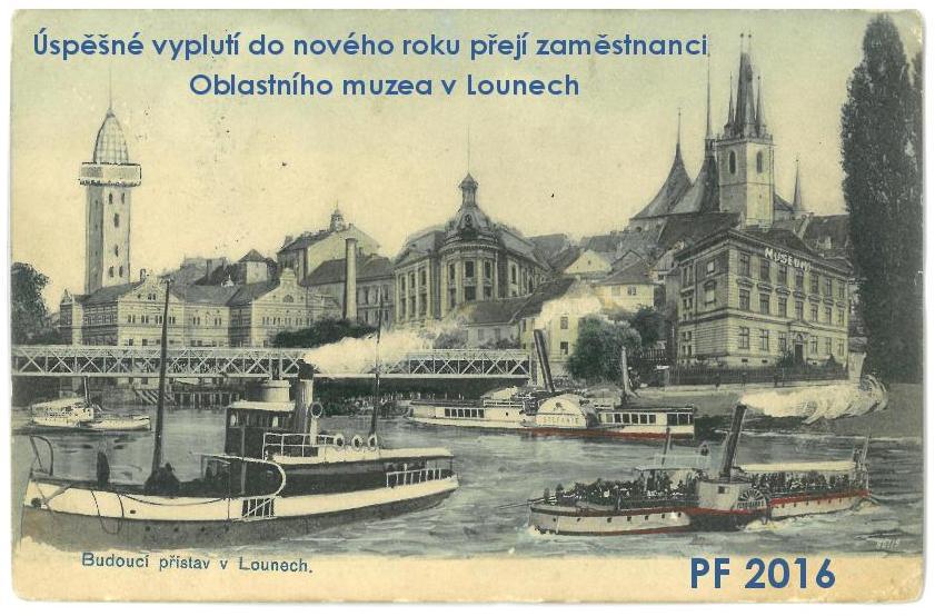 Oblastní muzeum v Lounech, p.o.