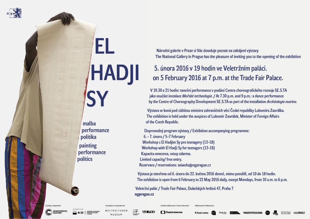 El Hadji Sy - e-pozvanka na workshop