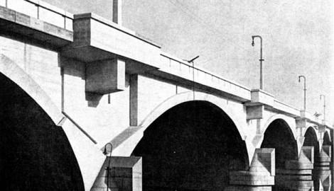 Pavel Janak, Libensky most, Styl, 1931-1932, s. 136-137 2