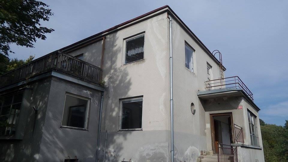 Kralova vila v Prachaticich, foto. Barbora Stankova