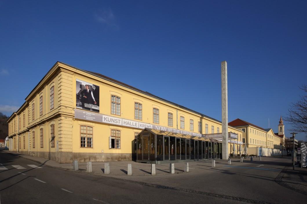 4. Kunsthalle Krems_Architekt Adolf Krisc hanitz_Foto ©Christian Redtenbacher