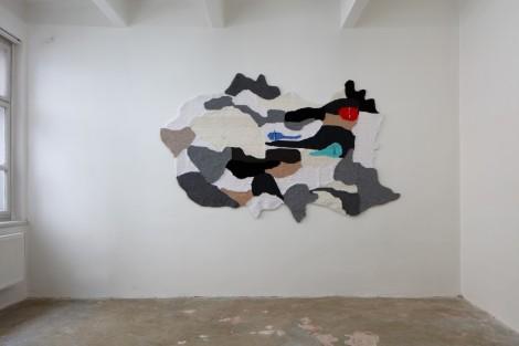 Helena Hladilová, I'm Not Going, Installation View_08
