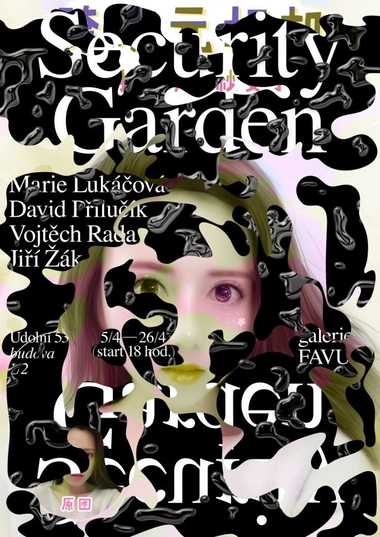security_garden_plakat_nahledII