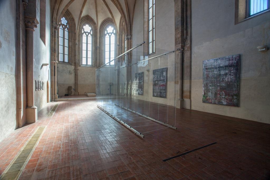 AK, Richter, 2017 - instalace 07 - foto Stecker