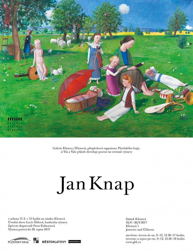 JAN-KNAP-zamek-klenova