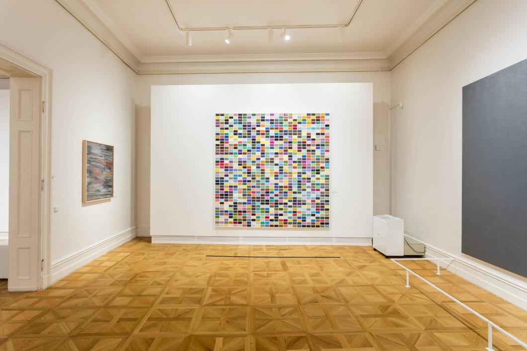 PK, Richter, 2017 - instalace 012 - foto Stecker