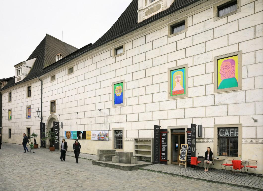 Egon Schiele Art Centrum Cesky Krumlov - VERNISÁŽ výstav