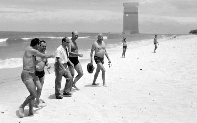 gustav_husak_on_the_beach_of_adriaport_
