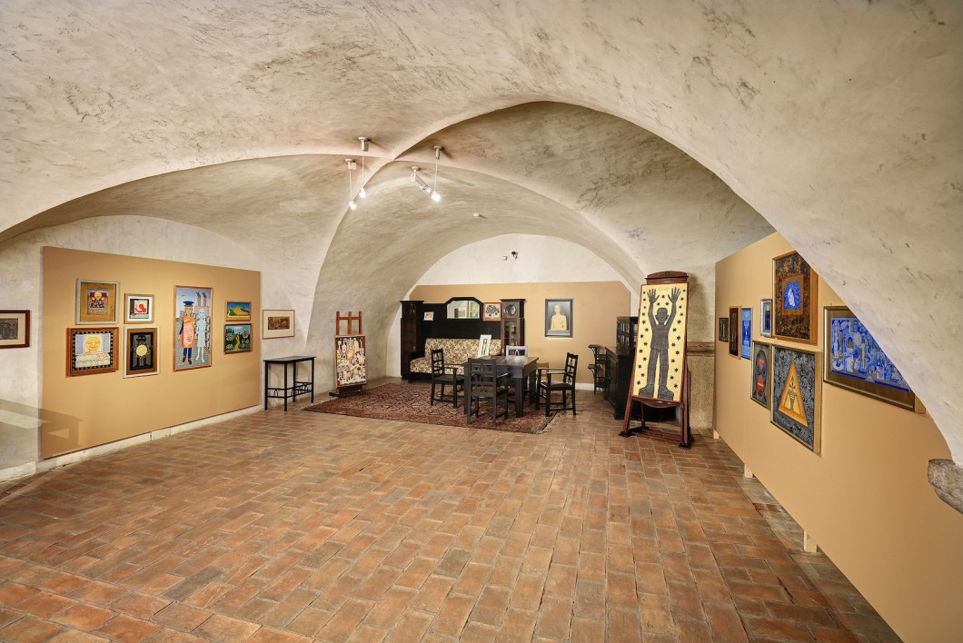 Egon Schiele Art Centrum Cesky Krumlov vystavy 2017