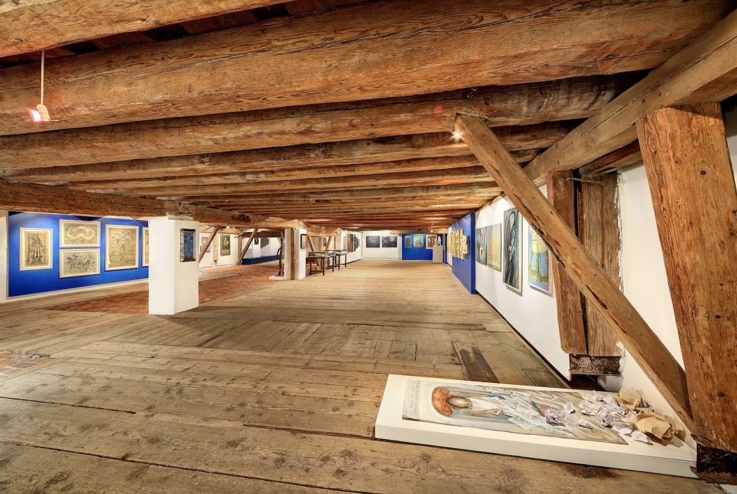 Egon Schiele Art Centrum Cesky Krumlov 2017 - Věra Nováková