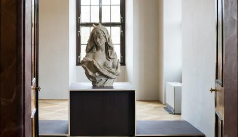 Kámen, štuk a terakota - Sochařská díla z pražských zahrad-1350