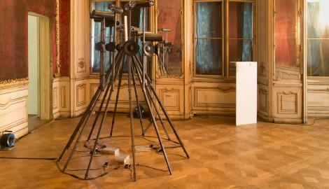 výstava 'Anamnéza pozorovatele', Colloredo-Mansfeldský palác, 4.7.2017 (INT2)