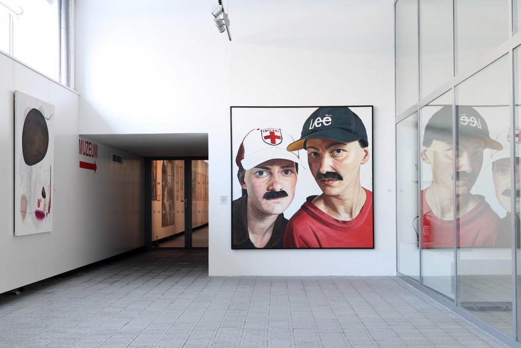 polska malba