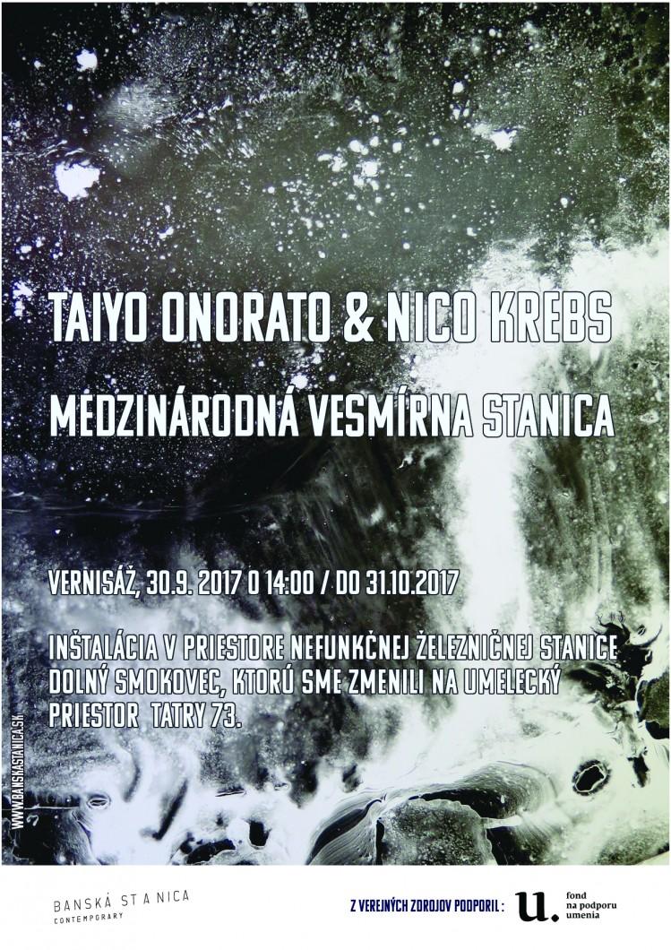 pozvanka Medzinarodna vesmirna stanica v Tatrach