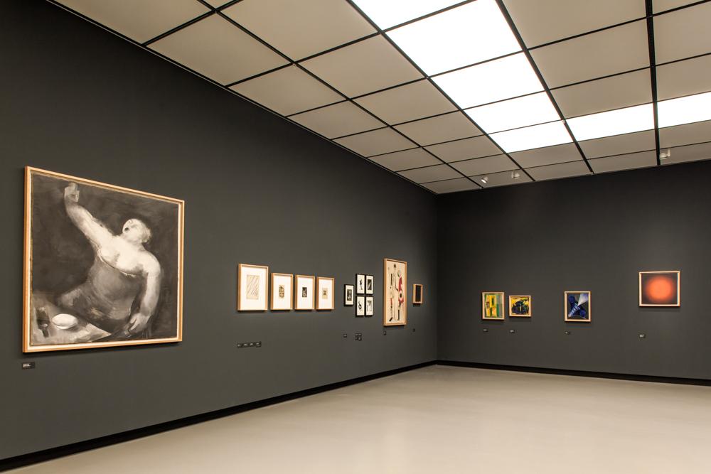 Výstava ruských avantgardních umělců ze sbírek George Kostakise