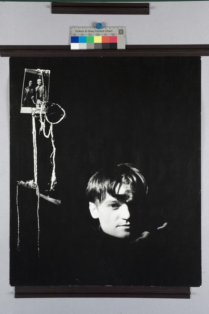 Miroslav Hák_Autoportrét_1938