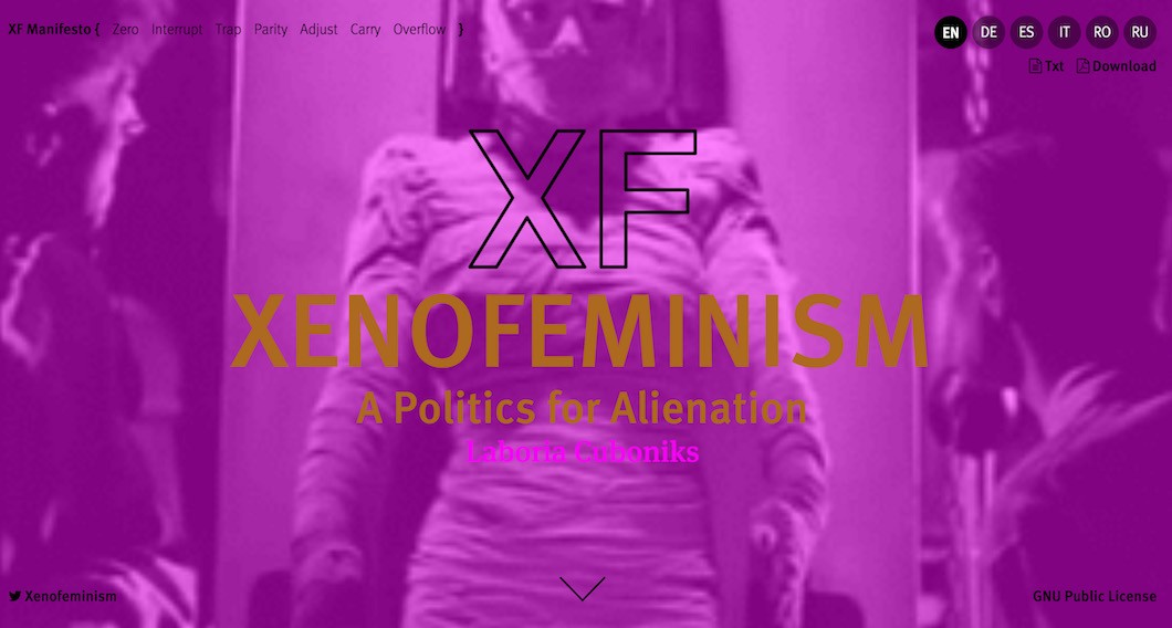 XF website