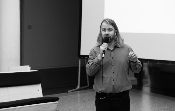 Co můžeme dělat?  -  Konference o uměleckém vzdělávání, Moderní galerie, AVU (6.11.2017)