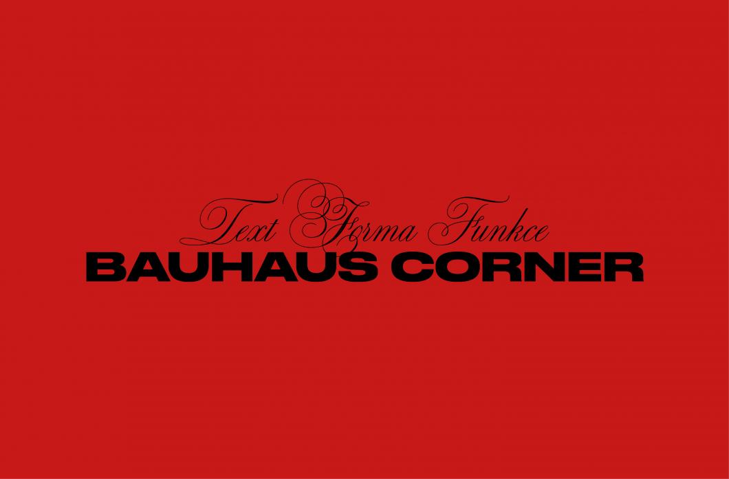 PLATO Bauhaus Corner