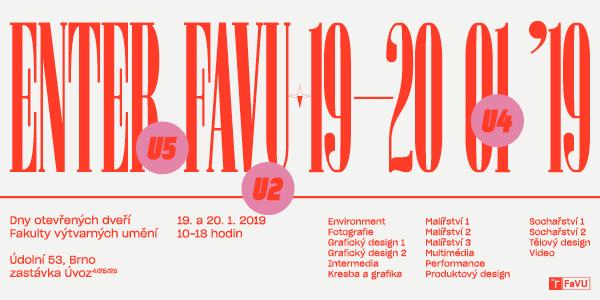 Den otevřených dveří FaVU