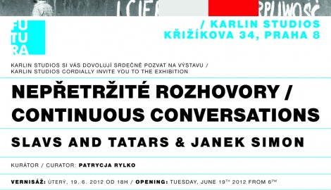 Continuous Conversations_KARLIN_STUDIOS_INVITATION