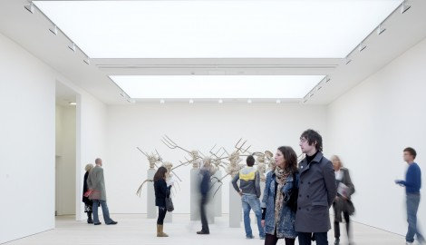 Saatchi Gallery /  Image courtesy of The Saatchi Gallery, London / foto: Matthew Booth, 2009