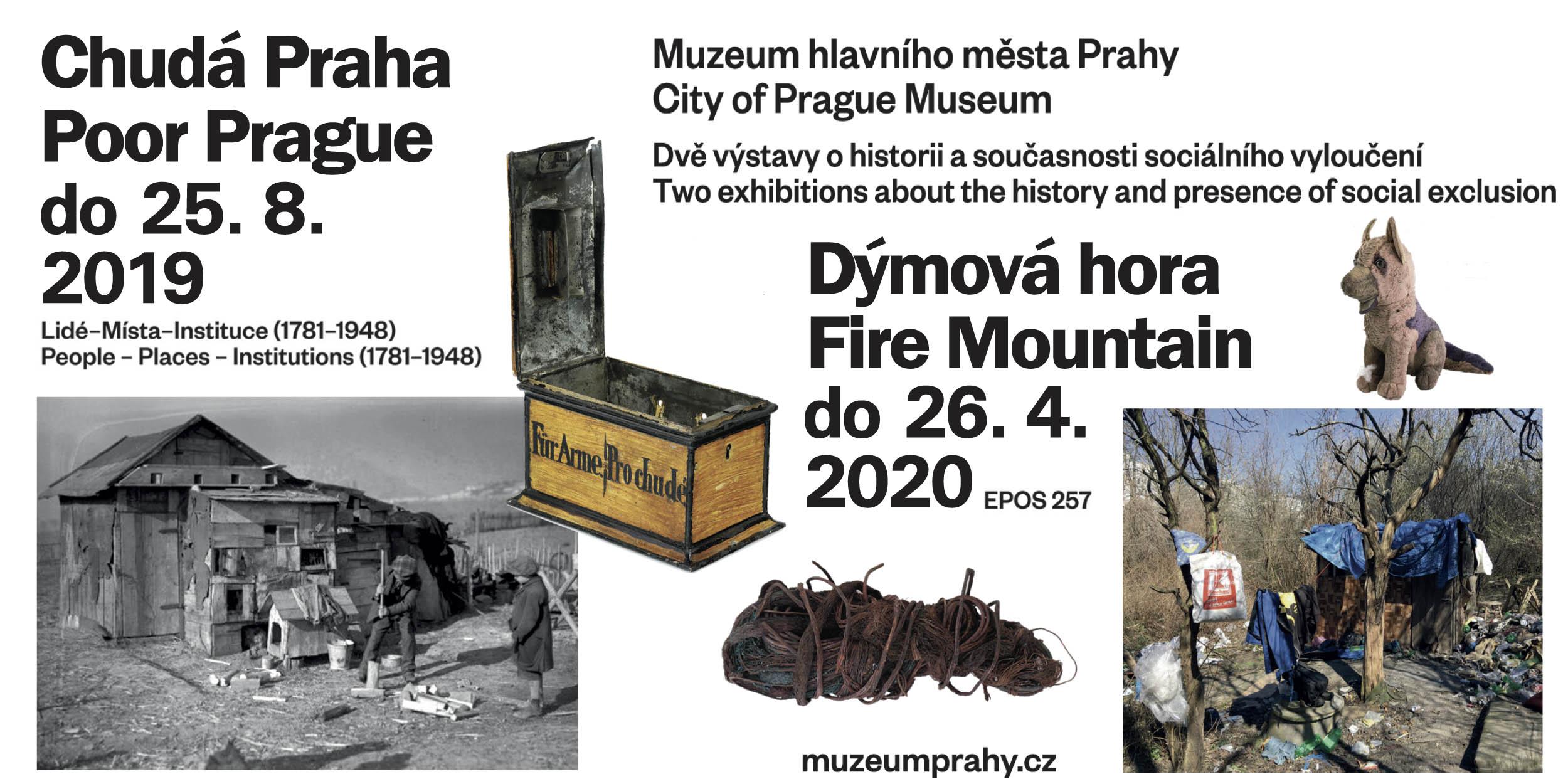 Dýmová hora + Chudá Praha